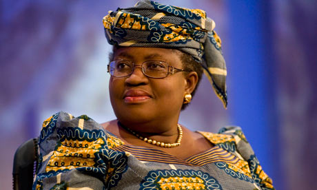 Okonjo-Iweala is the 81st 'Most Powerful Woman' in the world