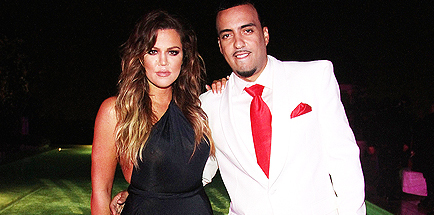 Once bitten...! French Montana won't sign prenup with Khloe Kardashian