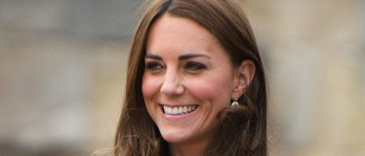 Duchess of Cambridge 'Kate Middleton' delivers baby girl