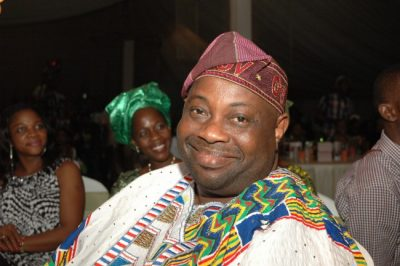 Dele Momodu celebrates birthday with throwback picture of late dad