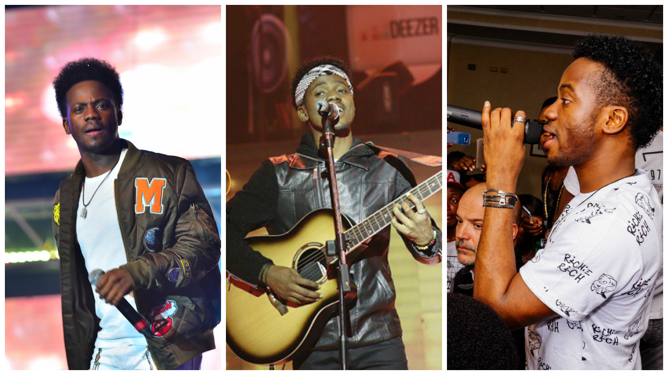Korede Bello features no other singer on his debut album, 'Belloved'