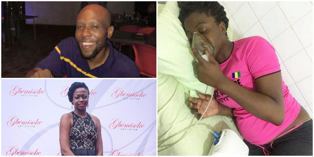 Why late Nomoreloss' wife has been in and out of hospital for the past two months