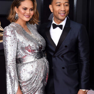 John Legend & Chrissy Teigen Share Name And First Photo Of Their Baby Boy