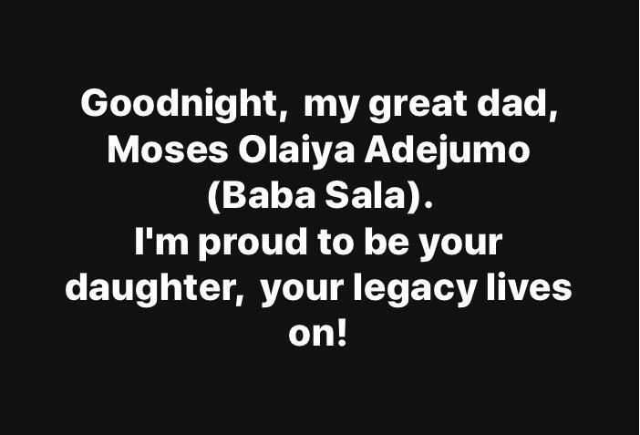 Veteran Comedian Baba Sala Dies At Age 81