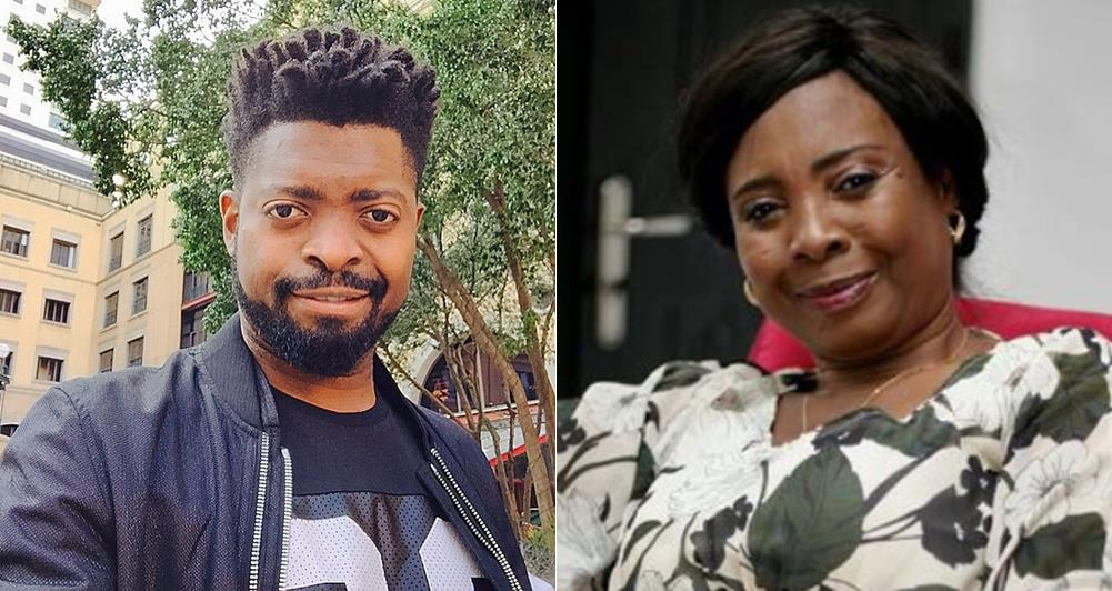 Basketmouth Sends Posthumous Birthday Message To His Mother