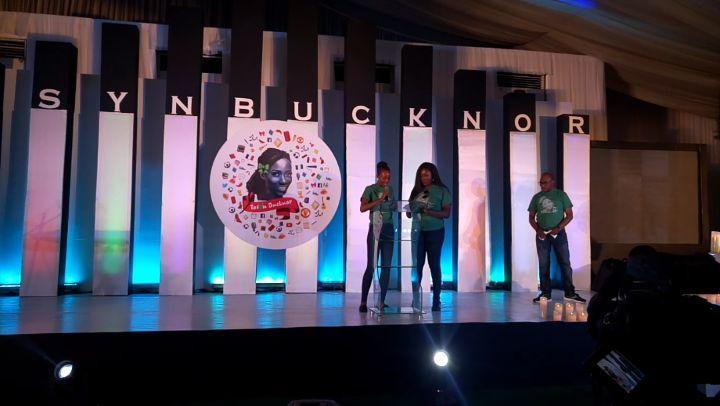 Lamide Akintobi and Gbemi Olateru-Olagbegi Fight Back Tears As They Remember Their Best Friend Tosyn Bucknor