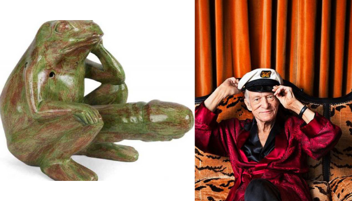 Check Out These Unusual Items From Late Playboy Founder Hugh Hefner's Estate Which Are Up For Auction