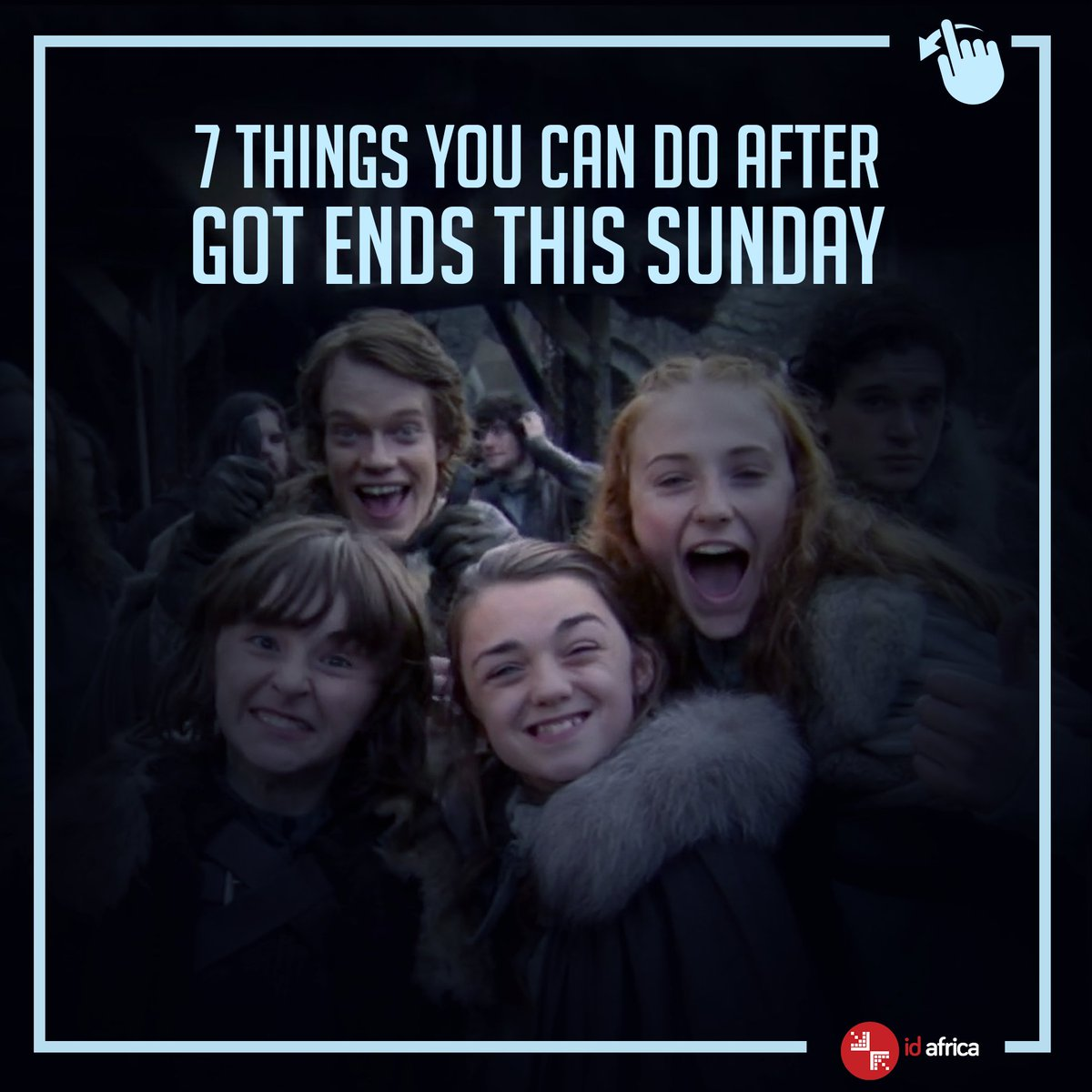 7 Things You Can Do After Game Of Thrones Ends On Sunday