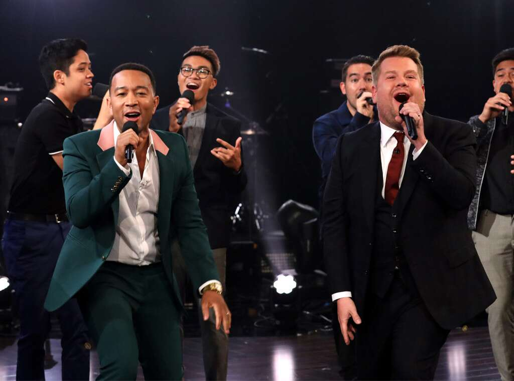 This Video Of John Legend Singing Acapella Will Make Your Day