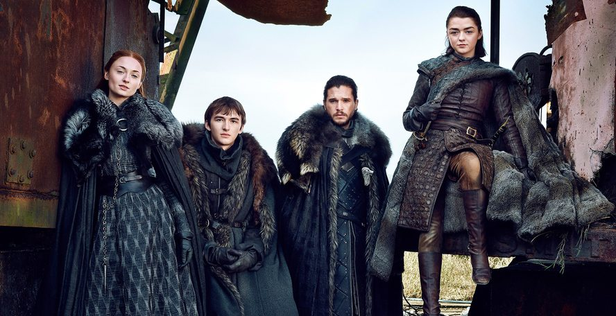 'The Starks' Are Coming Back  In 'The Game Of Thrones' Prequel