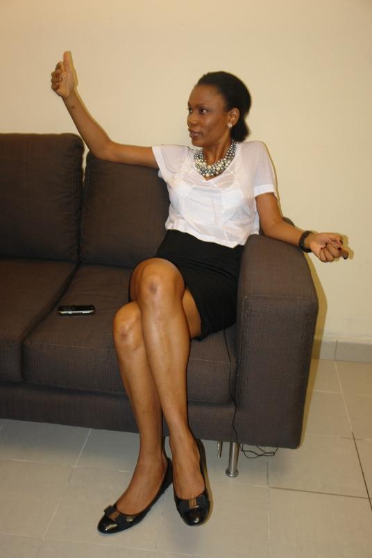 Funmi Iyanda: 'I'm Not Competing With Mo' Abudu'