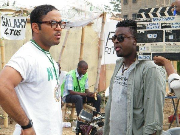 It's Ghana Versus Nigeria at AMAA 2010!