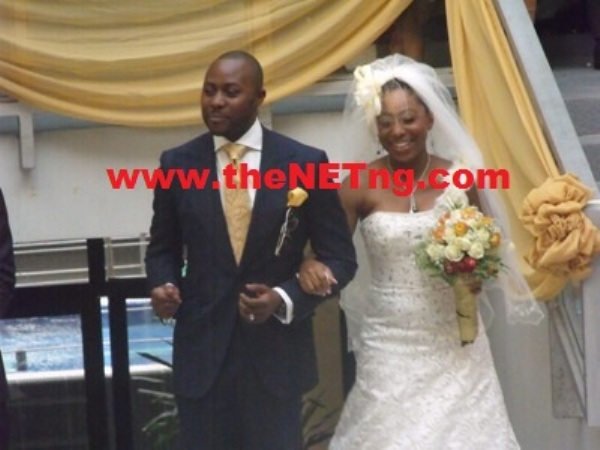 Nollywood Absent, As Dakore Weds!