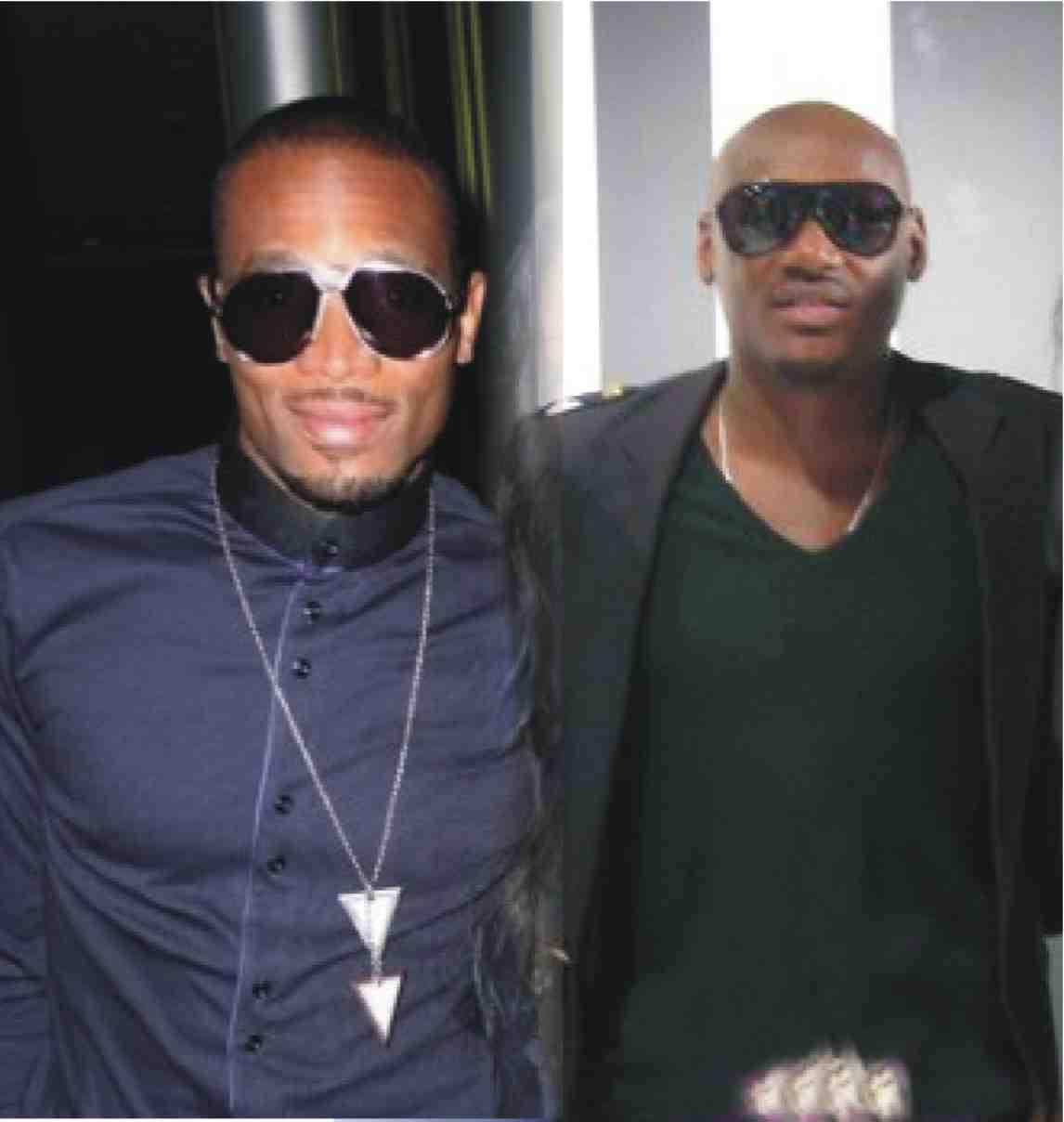 2Face, D'banj, Fally Ipupa Nominated At BET Awards 2011