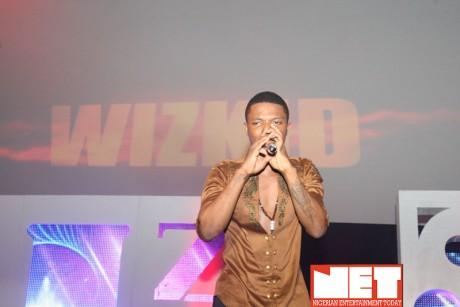 Pictures From The Wizkid 'Superstar' Album Launch