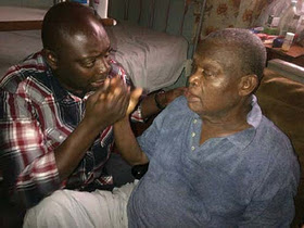 Segun Arinze, Kunle Afolayan, Emeka Ike mourn late Enebeli Elebuwa
