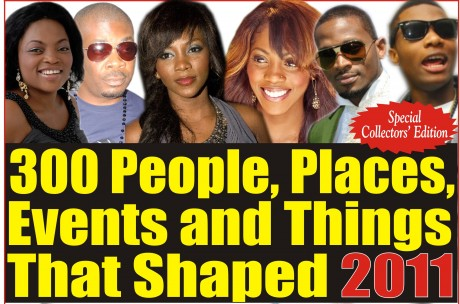 300 People, Places, Events And Things That Shaped 2011
