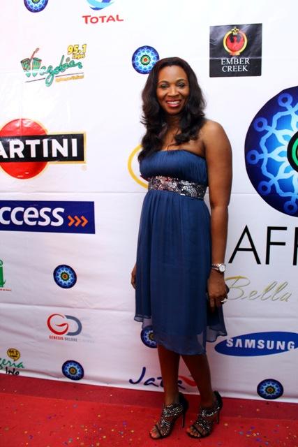 Genevieve, Omotola, Rita Dominic At The AFRIFF Awards 2011