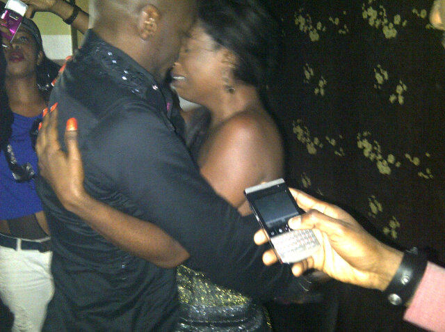 'Will You Marry Me?' 2face Proposes to Annie Macauley