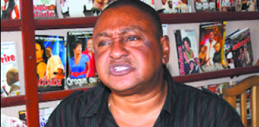 'I owe everything to God' - Jide Kosoko tells NET at 60
