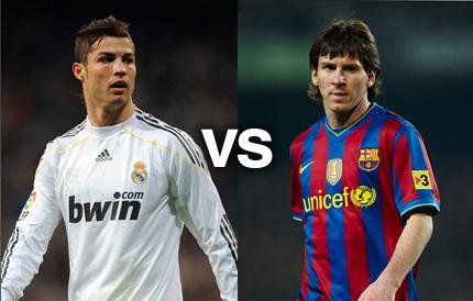 Ronaldo is as good as Messi – says Ferguson