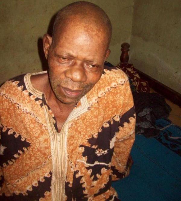 Yoruba Actor 'Dento' needs N250,000 to survive after stroke