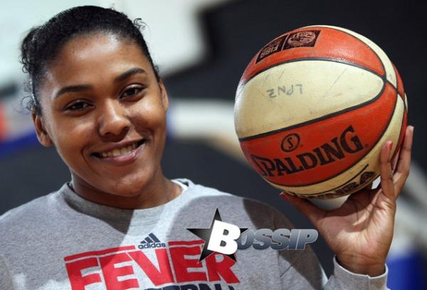Meet Hakeem Olajuwon's basketballer daughter