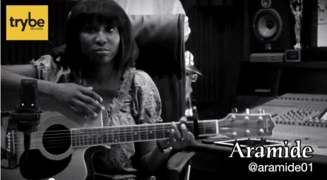 VIDEO: Trybe Records' Aramide cover eLDee's 'Today today'
