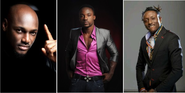 2face, Iyanya, Terry G nominated for South South Music Awards 2012