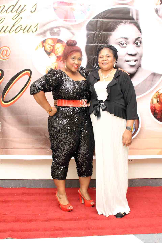 PHOTOS: Salawa Abeni's daughter 'Candy' celebrates 30th birthday