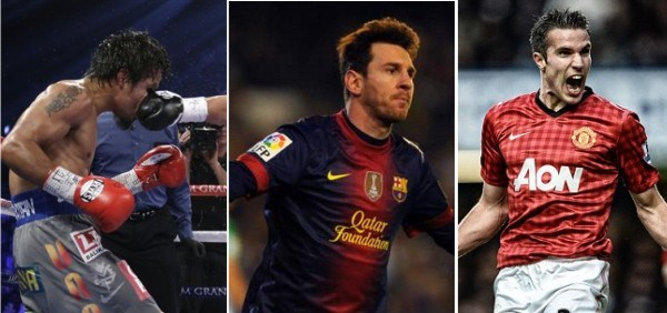 A weekend of Manny, Man United and Messi!