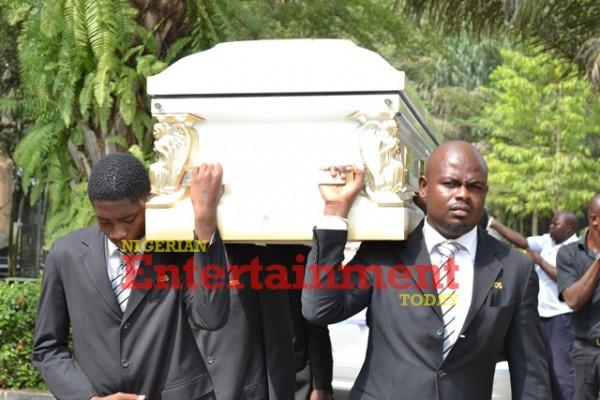 PHOTO ALBUM: Enebeli Elebuwa buried in Lagos