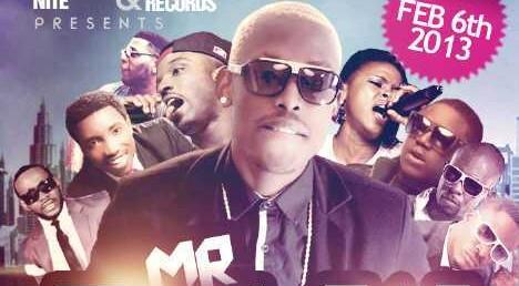 Iyanya, J Martins, Burna Boy, Timi Dakolo to join Mr 2Kay for Industry Nite