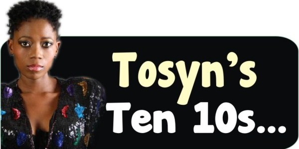 Tosyn's Ten 10s: Lip syncing and other stories that caught my eye