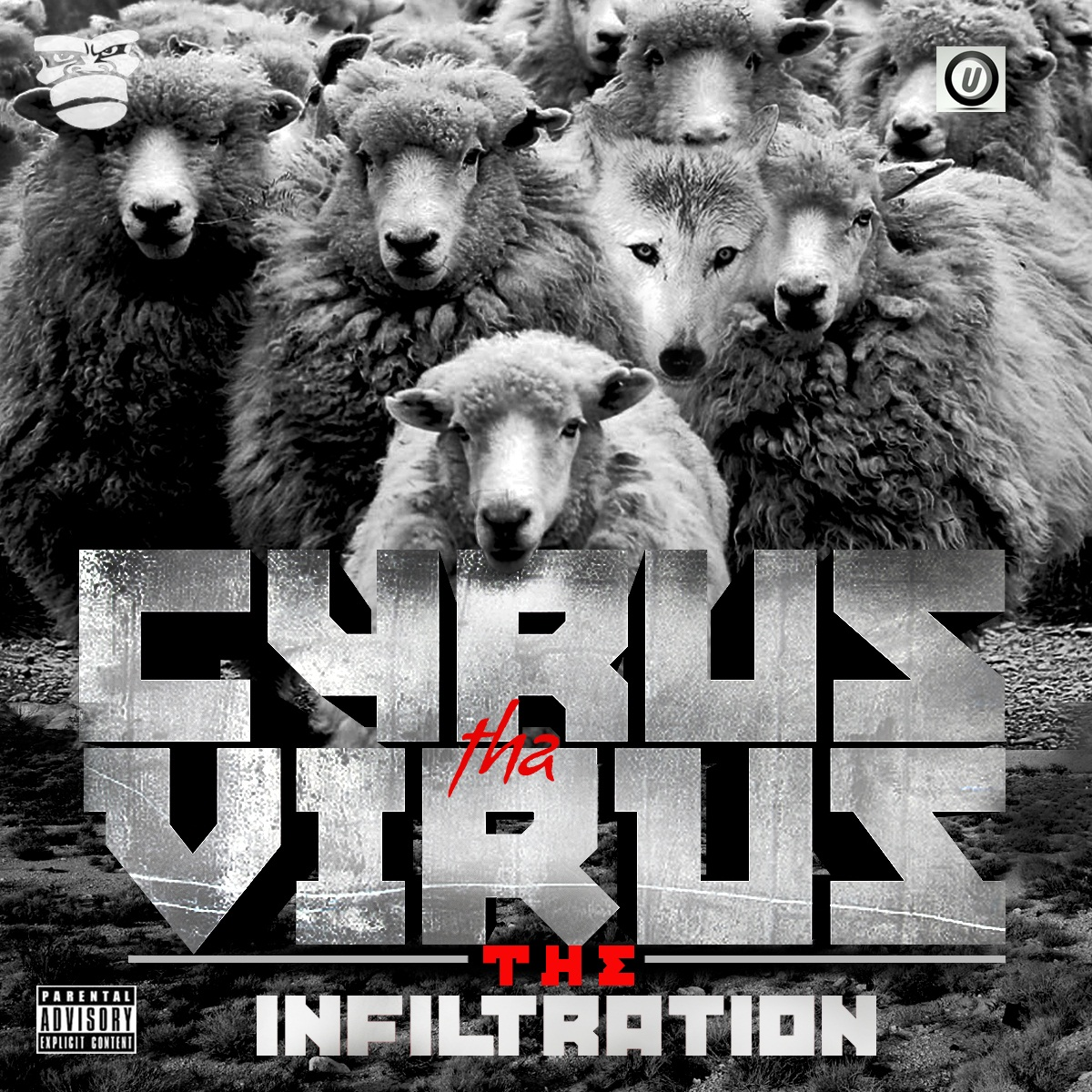Cyrus tha Virus releases 'The Infiltration' mixtape