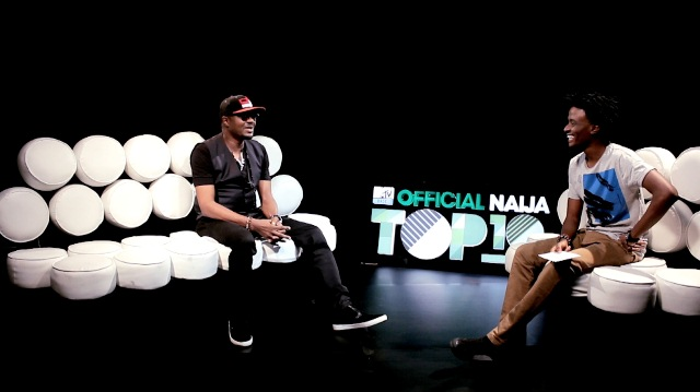 2face Idibia lands on No.1 as MTV Base debuts first ever Official Naija Top 10