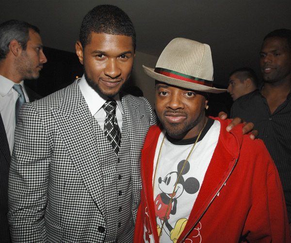 Usher and Jermaine Dupri back together after 9 years