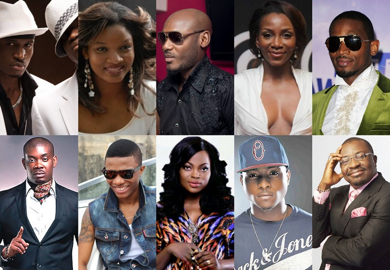 NET SPECIAL FEATURE: Meet Nigeria's richest entertainers