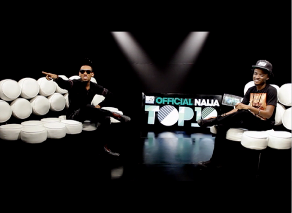 Banky W's 'Yes/No' hits the number one spot on MTV's Official Naija Top 10