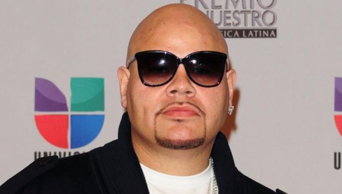Fat Joe turns himself into prison for tax evasion