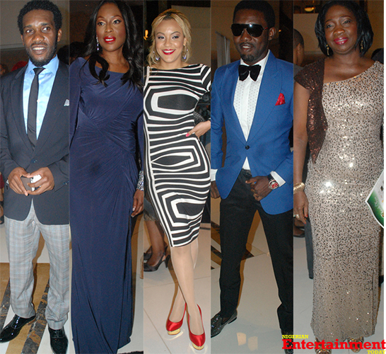 Photo Album: Jay Jay Okocha, Mo Abudu, Sarah Ofili, AY, Dakore, Abike Dabiri, others attend Miss Nigeria 2013