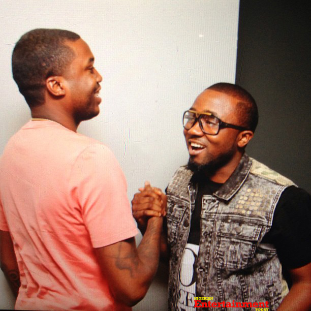 Three things Ice Prince and Meek Mill have in common