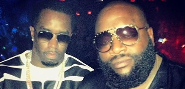 Diddy loses $1m to Rick Ross in 'dice game'