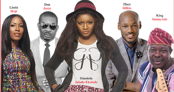 NET SPECIAL FEATURE: The most influential people in Nigeria's entertainment industry