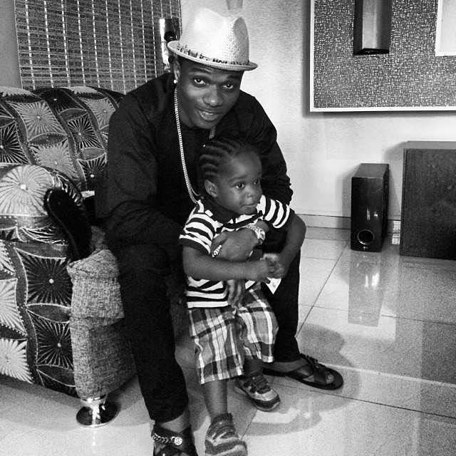 Wizkid Reacts After Baby Mama Shola Ogudu Exposed Their Chat Online