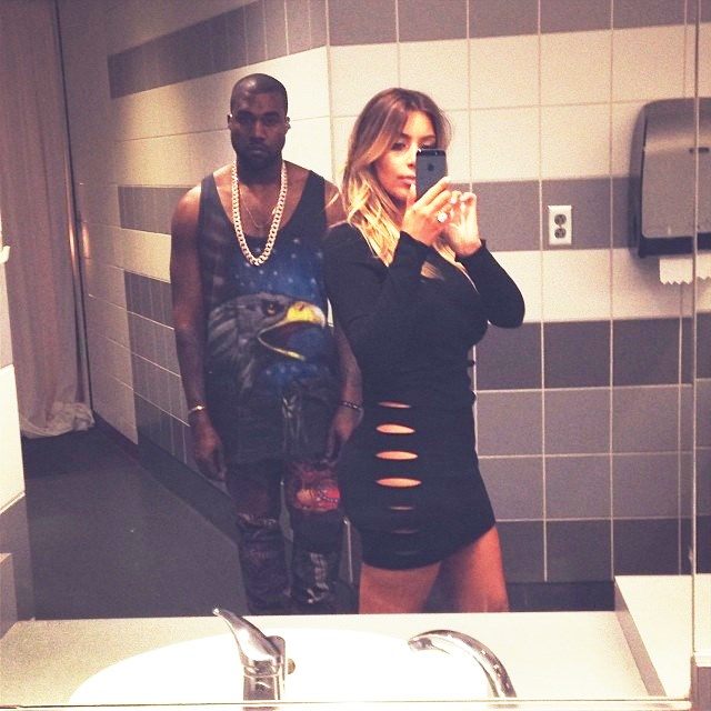 Did Kim Kardashian change Kanye West?