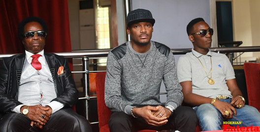 2face, Victor Uwaifo, Shina Peters to headline 'Eargasm' concert in Abuja
