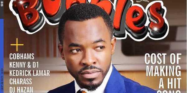 'Man of the moment' OC Ukeje covers Bubbles Magazine