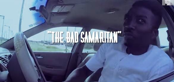 Player gets played: Watch Bovi in 'Bad Samaritan'