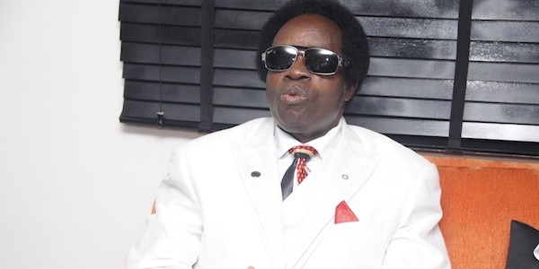 It's an insult to ask when I'll retire from music - Sir Victor Uwaifo
